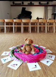 Minyo Yoga Bären-Charity